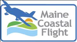 Maine Coastal Flight Training, learn to fly Maine. scenic flights of Acadia