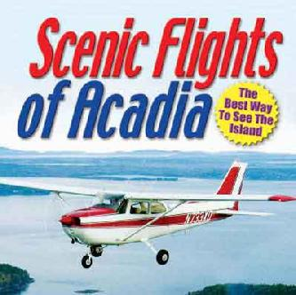 Bar Harbor Acadia Maine air tours scenic flights